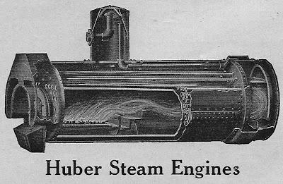 Huber Boiler