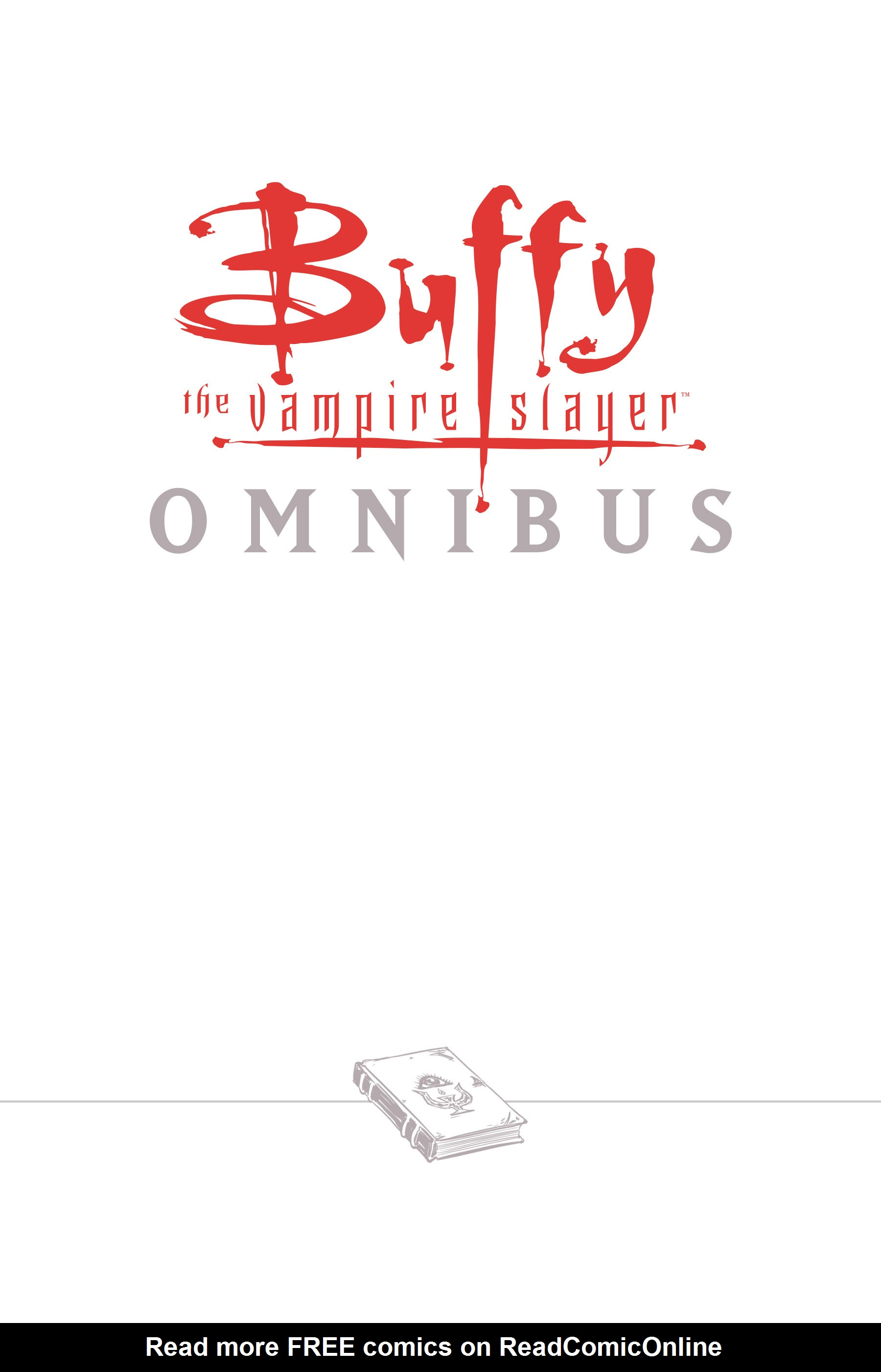 Read online Buffy the Vampire Slayer: Omnibus comic -  Issue # TPB 7 - 3