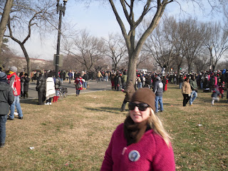 obama inauguration tidal basin
