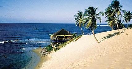 Playas De Brasil Natal Ciudad Del Sol Y Las Dunas