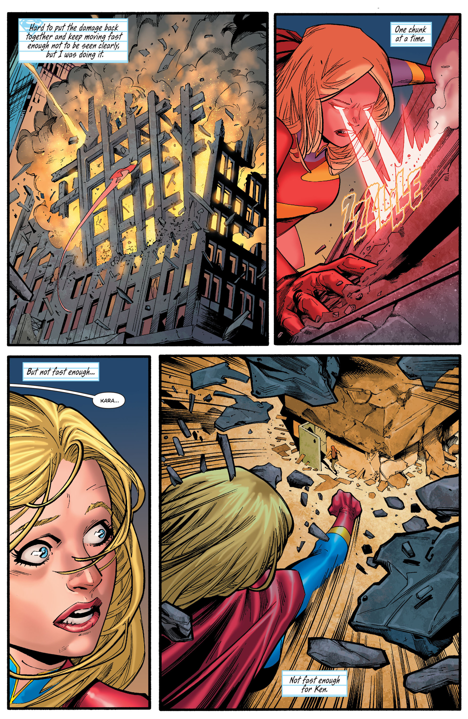 Read online Worlds' Finest comic -  Issue # _Annual 1 - 21