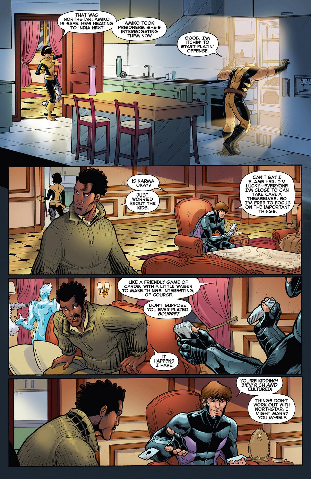 Read online Astonishing X-Men (2004) comic -  Issue # _Annual 1 - 44