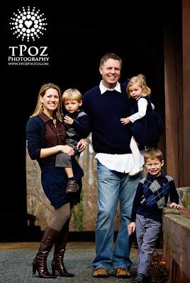Jerusalem Mill Family Portrait