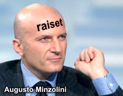 """A due giorni dal voto Raiset in """"grande spolvero"""" Minzolini? Superbe!"""