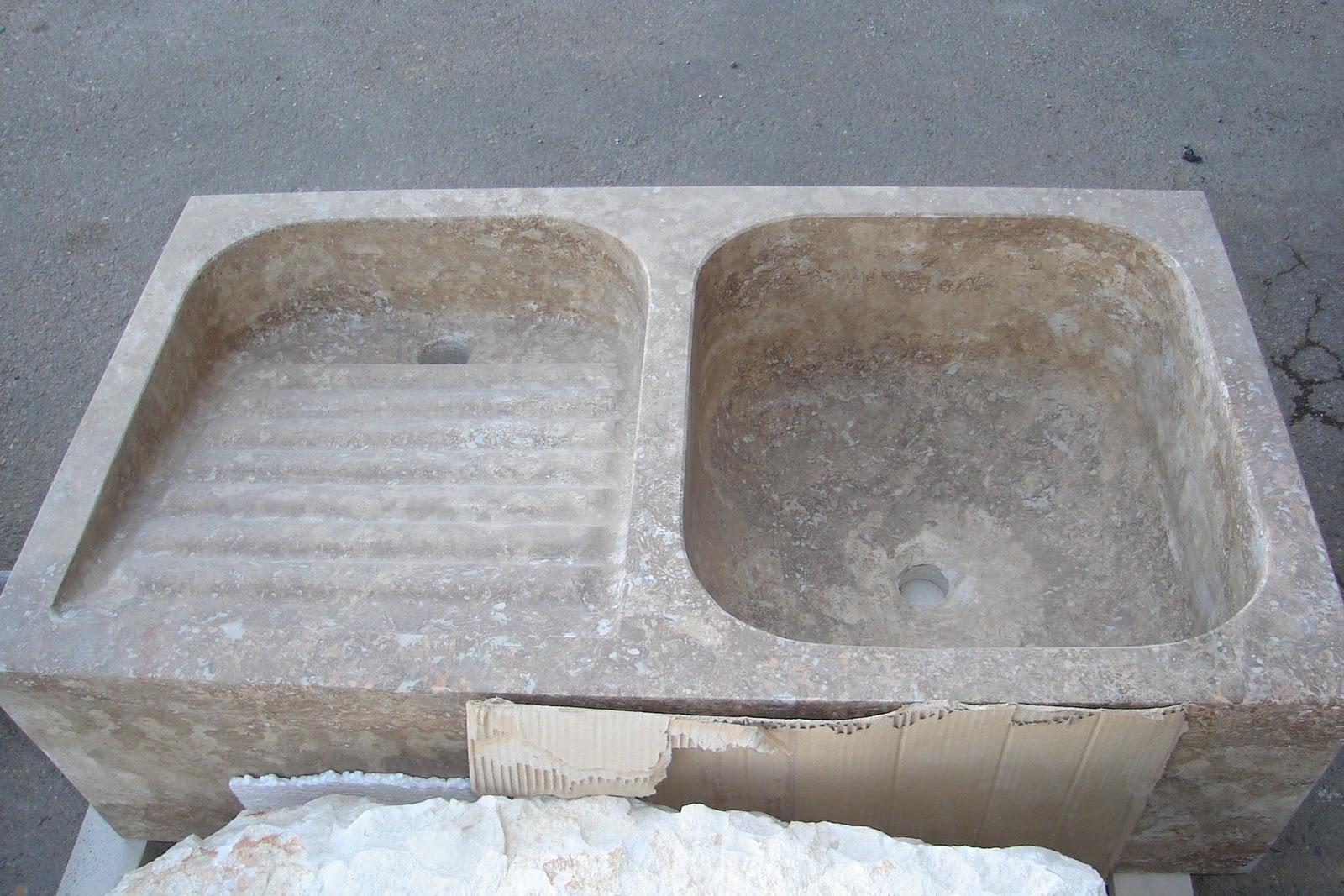 fregaderos rusticos para exterior Fregaderos De Piedra Para Exterior Amazing Fregaderos