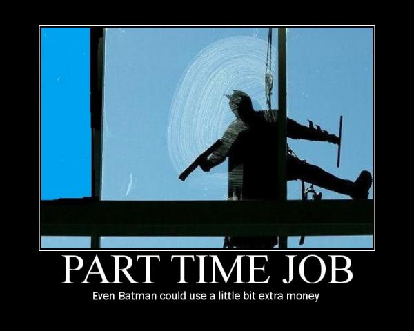 Part-Time-Job-Batman Job Application Form For Hotel on blank generic, part time, free generic,