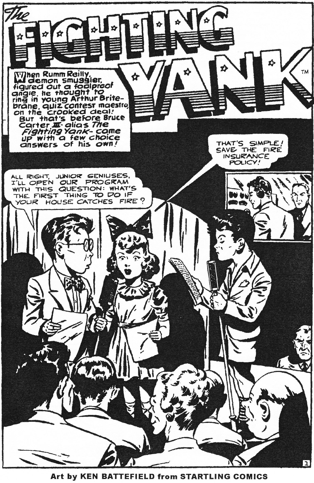 Read online Men of Mystery Comics comic -  Issue #84 - 35