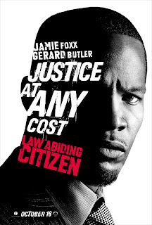 Jamie Foxx as Nick Rice - Law Abiding Citizen