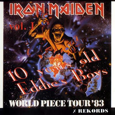 Iron Maiden - Hammersmith Odeon, London 1983 Soundboard recording