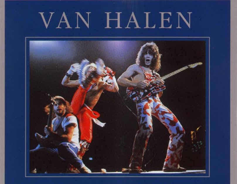 Van Halen Light Up The Sky Seattle Washington Usa 1979