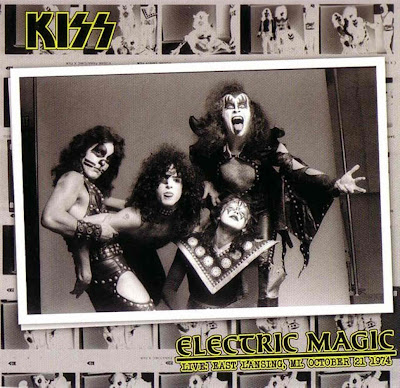 Kiss Electric Magic East Lansing, The Brewery, Michigan