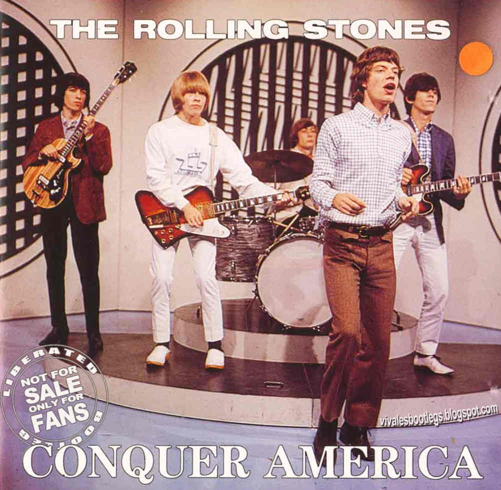 The Rolling Stones: Conquer America  Live at The Ed Sullivan Show