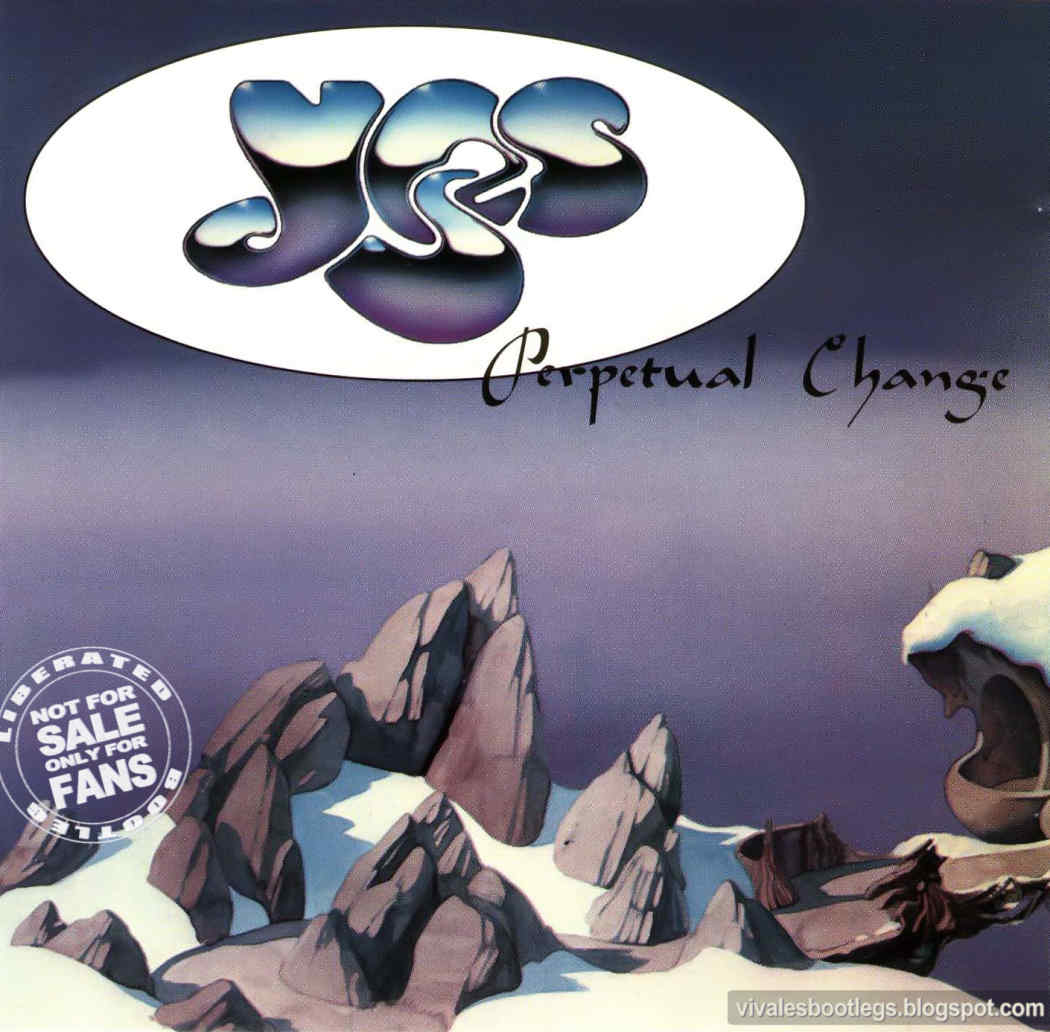 Yes: Perpetual Change  Yale Bowl, New Haven, Connecticut, USA 1971
