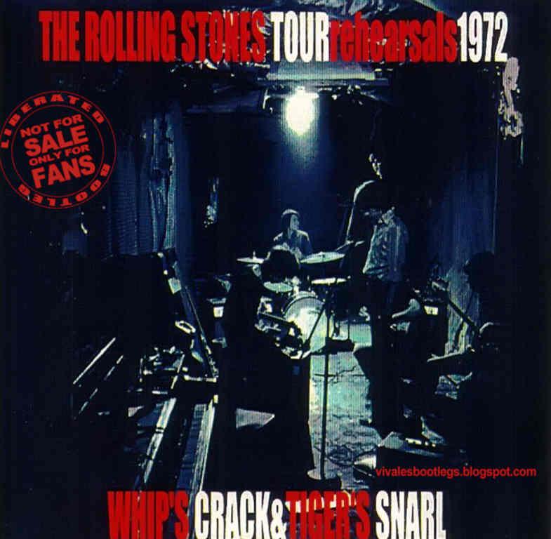 The Rolling Stones: Whip's Crack & Tiger's Snarl  Sumet-Burnet