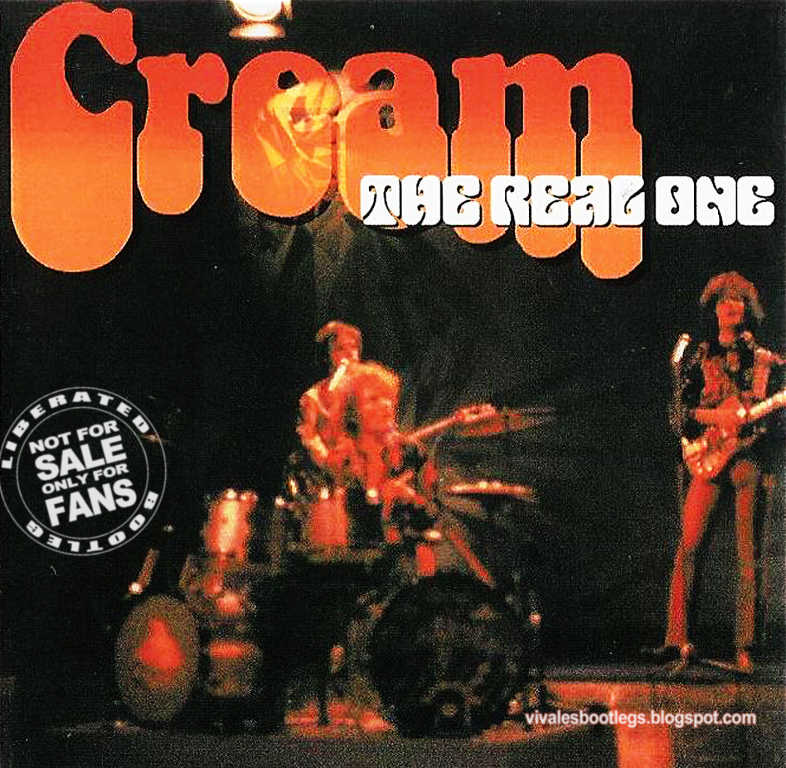 Cream The Real One Detroit Mi Grande Ballroom Usa 1967