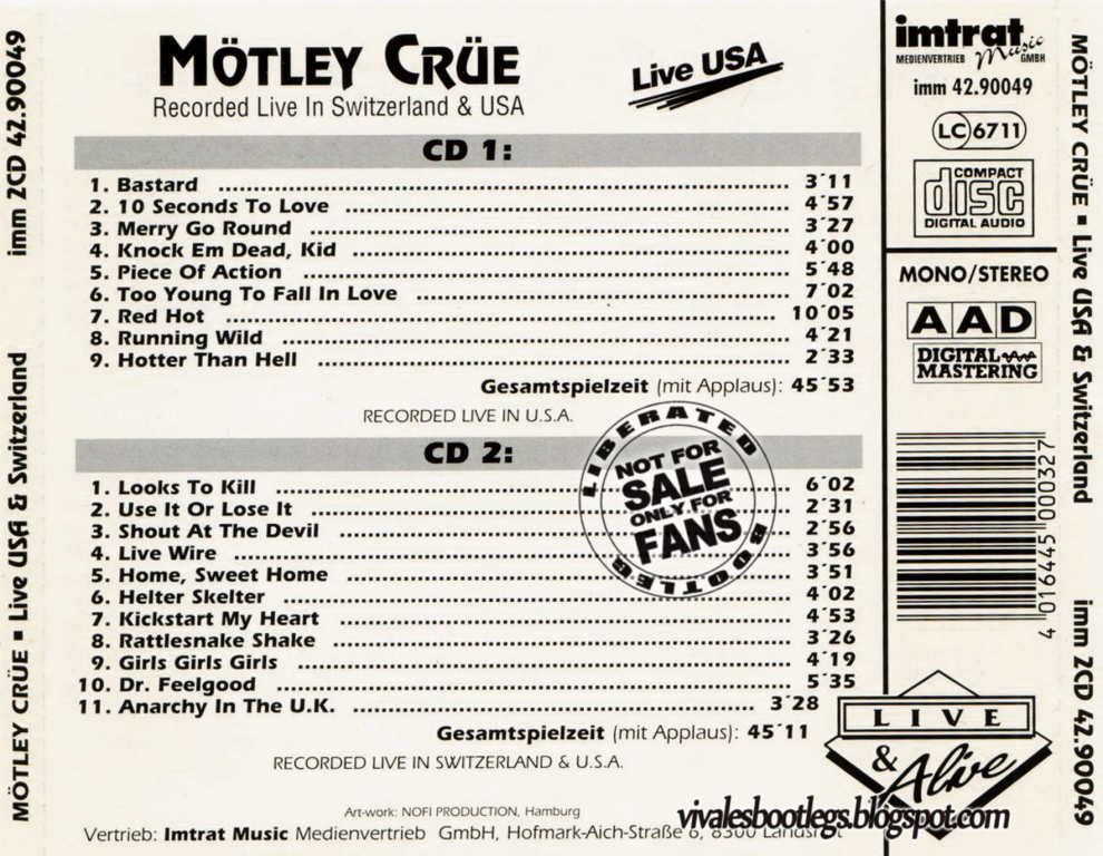 Mötley crüe даёшь музыку mp3 collection (cd, cd-rom, compilation.