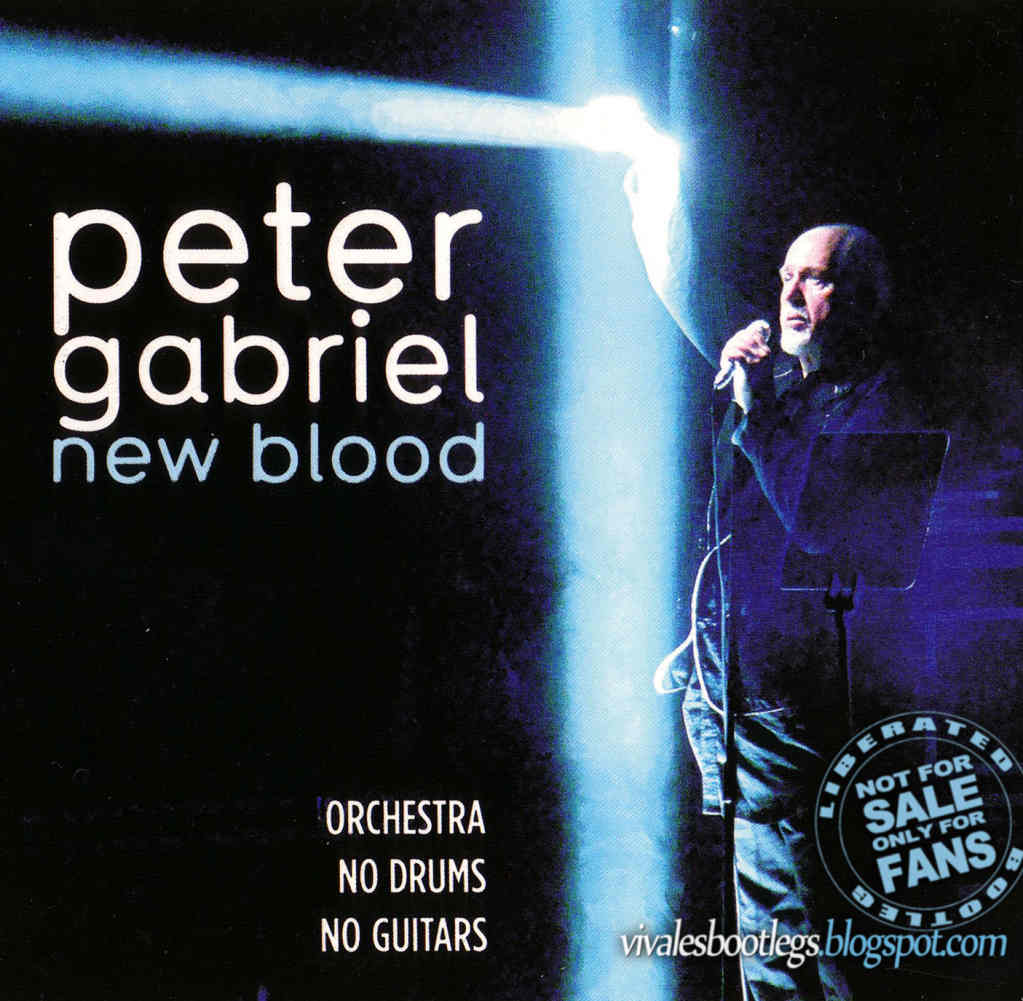 Peter Gabriel: New Blood  O2 Arena, London, England - March 28, 2010