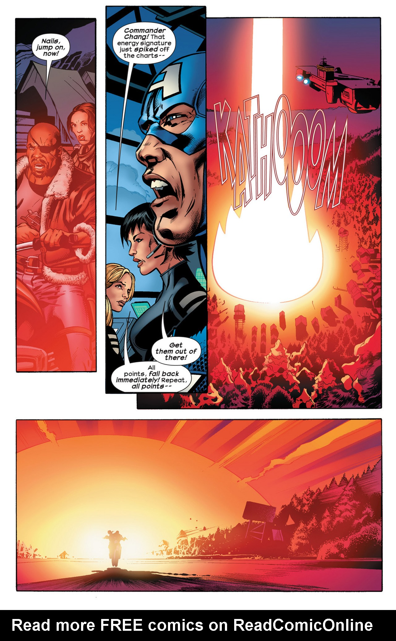 Read online Ultimate Comics Ultimates comic -  Issue #21 - 16