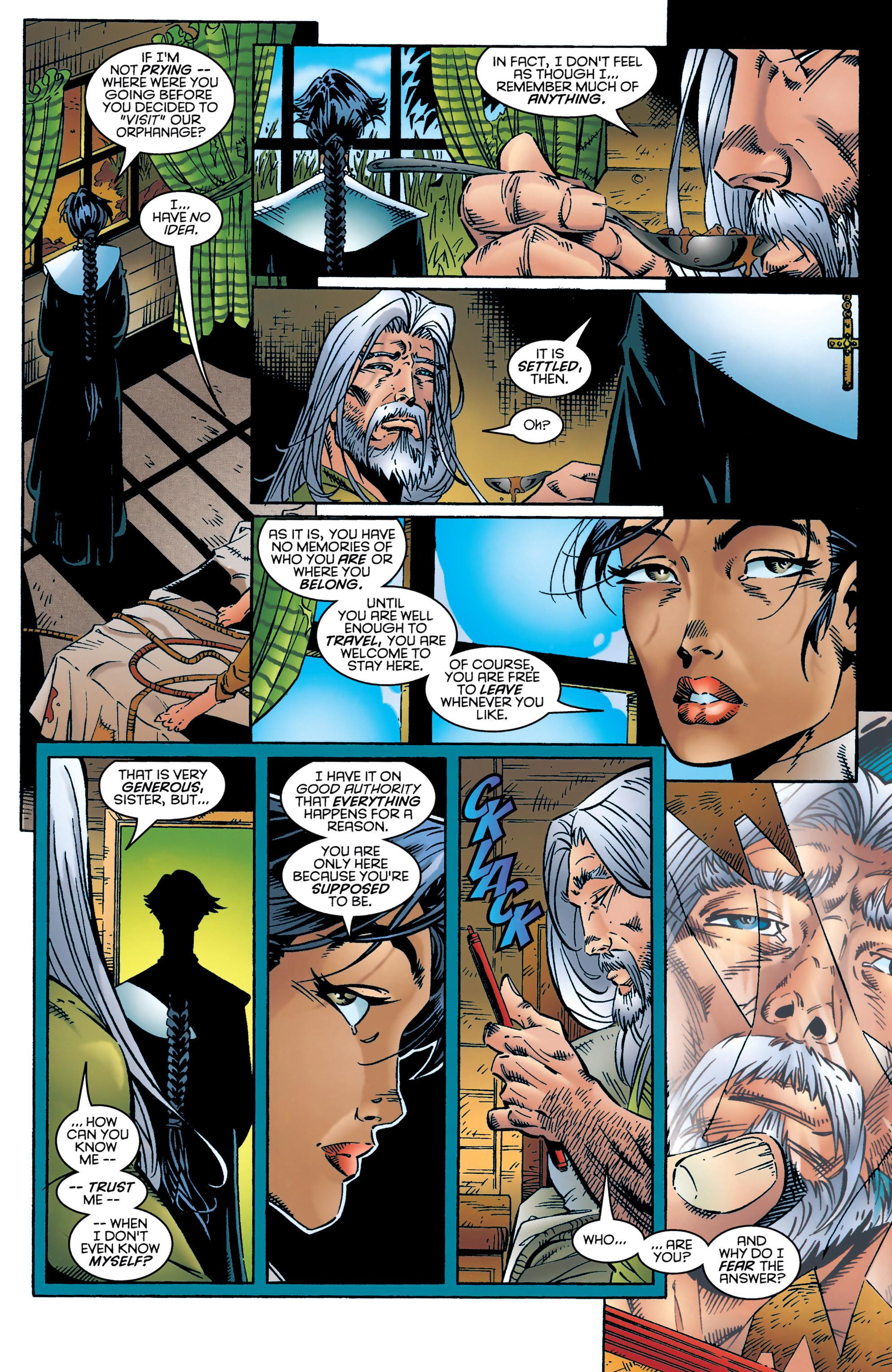 Read online Uncanny X-Men (1963) comic -  Issue #327 - 8