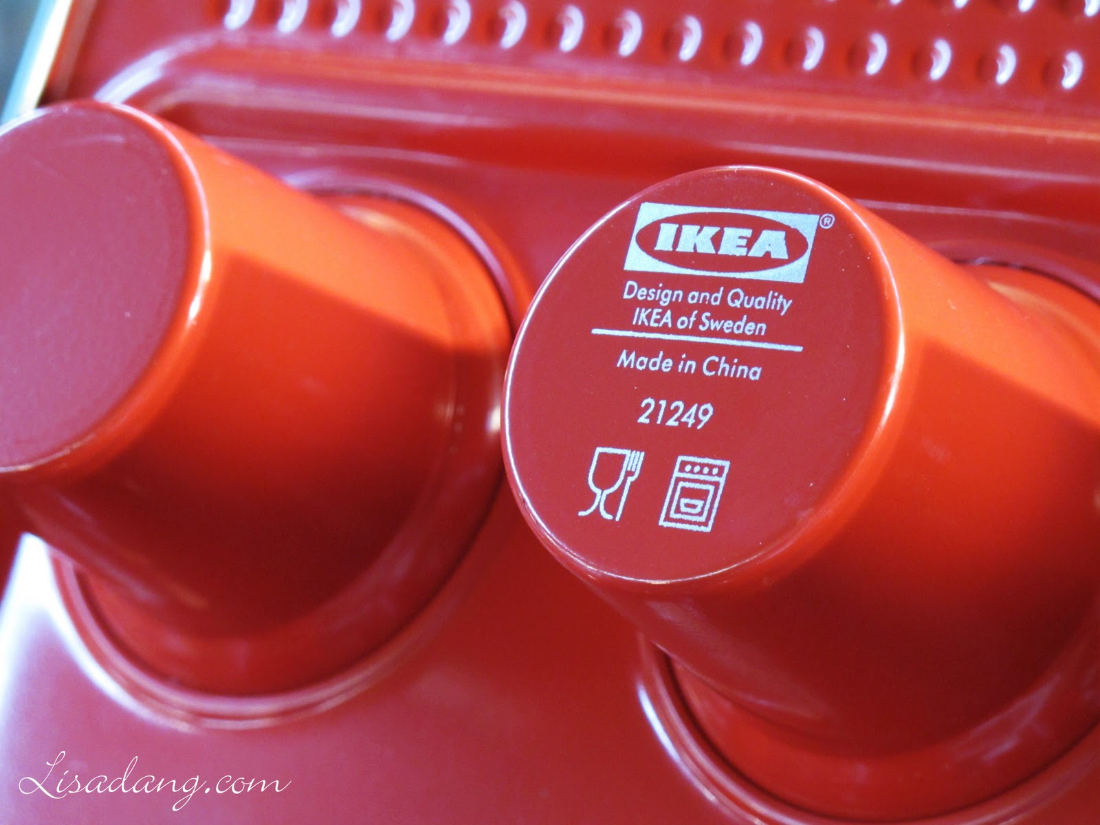 Dang It Delicious Ikea Muffin Tin