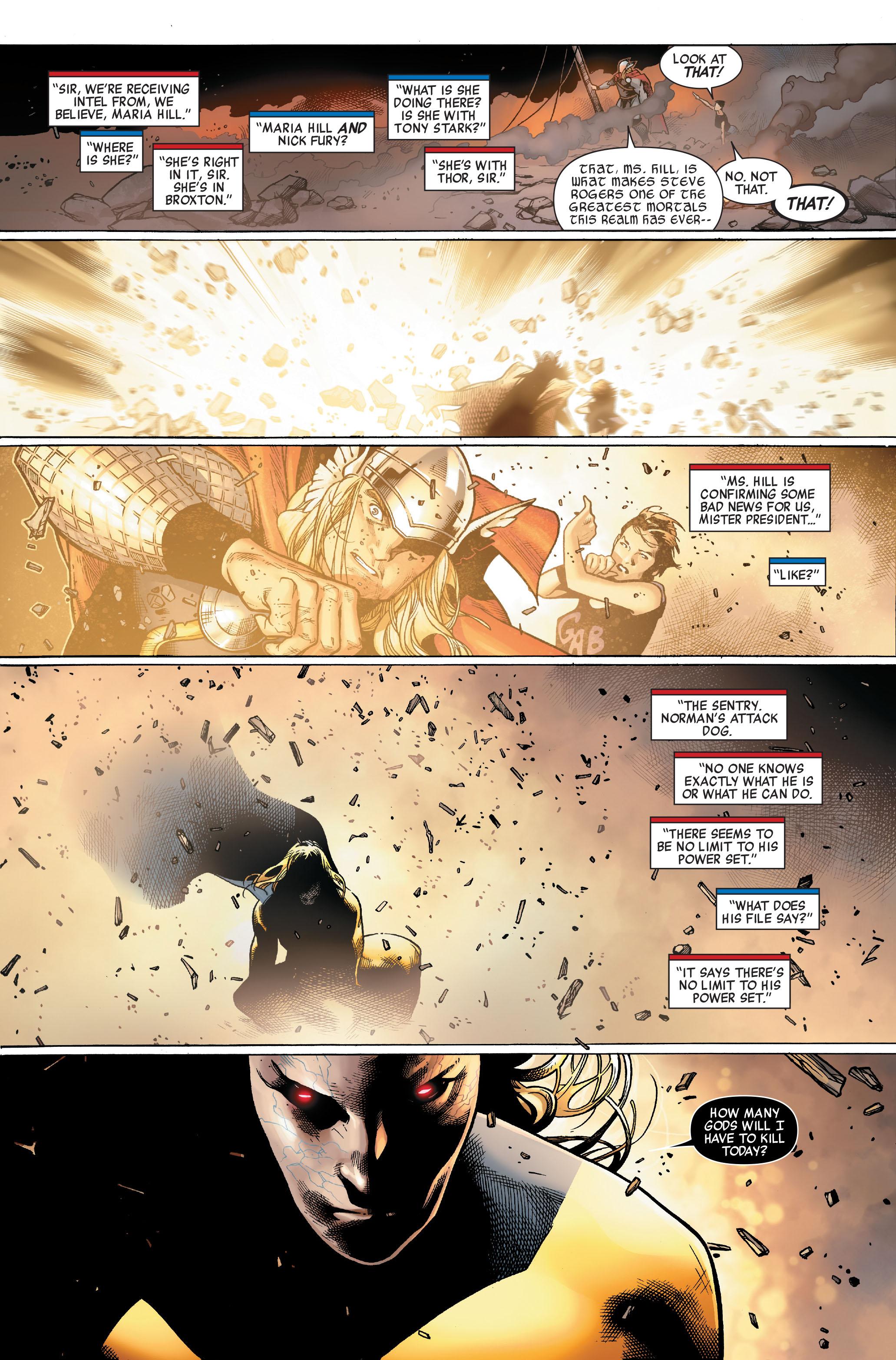 Read online Siege (2010) comic -  Issue #3 - 6