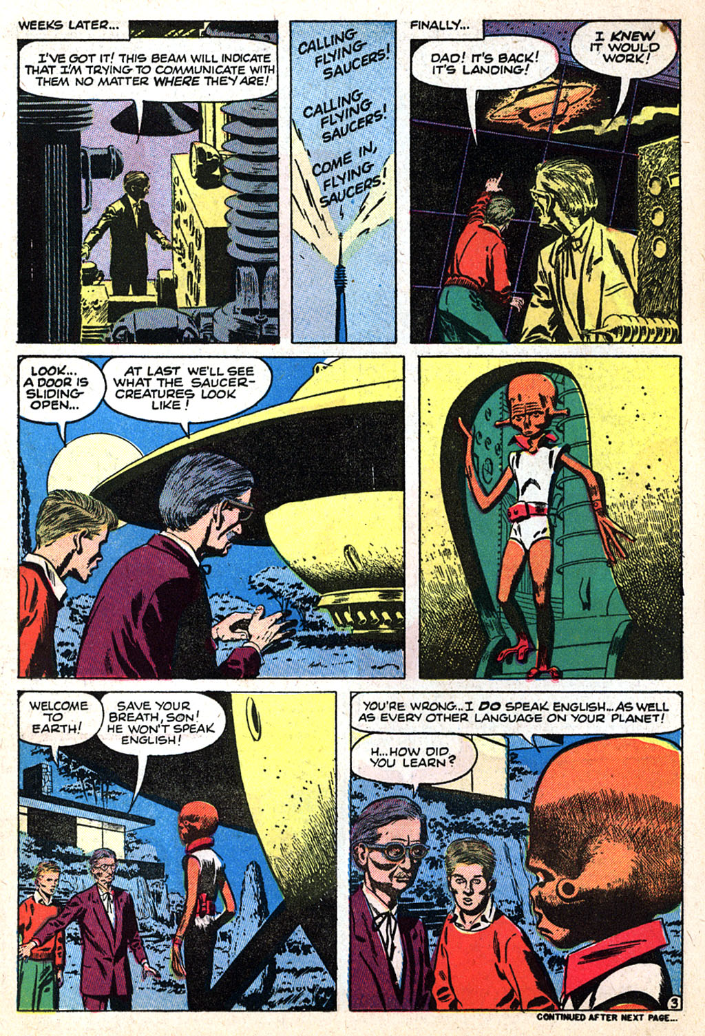 Read online Adventures into Weird Worlds comic -  Issue #17 - 12