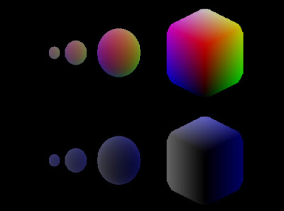 F L A S W F: Ray Tracing - Voxel Rendering in Flash