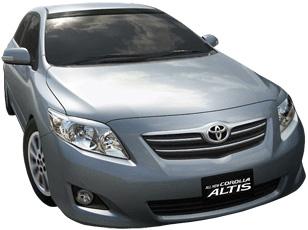 Warna Toyota Corolla Altis