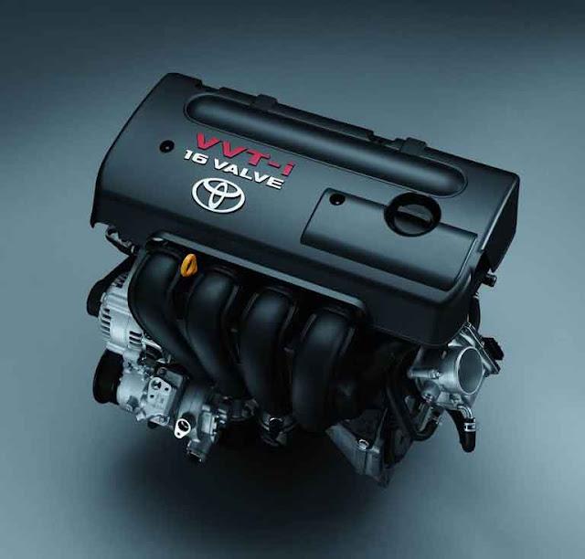 Spesifikasi Toyota Altis
