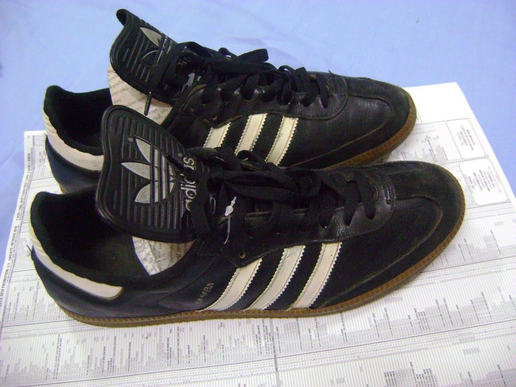 Podshop Vintage Adidas Samba Shoes