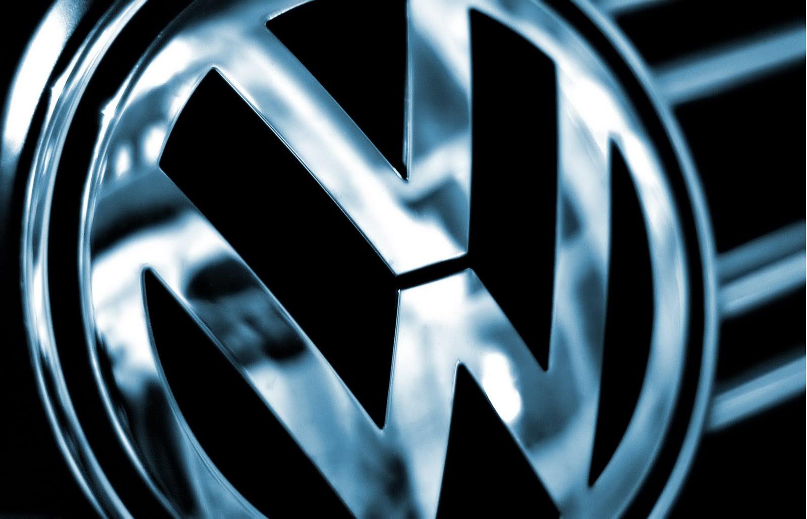 Automotive Magazine: VW Logo - Volkswagen Car Company Symbol