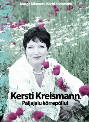 5dc49a0e665 Danzumees: Kersti Kreismann. Paljajalu kõrrepõllul - Margit Kilumets /  Kersti Kreismann