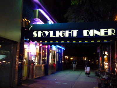 An Australian Eats In London Skylight Diner New York