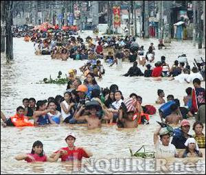 inqphoto Aftermath of Typhoon Ondoy