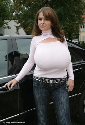 DarkSides Best Breasts: Milena Velba Update