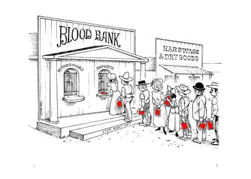 RockStar MD: Blood Donations Benefits