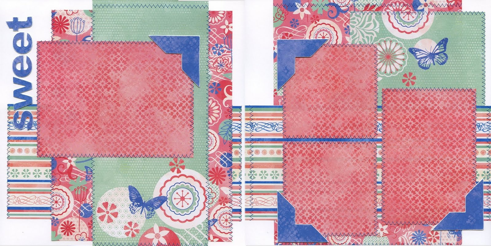 Scrapbooking For Others: PREMADE SCRAPBOOK PAGES FOR SALE