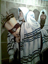 Prayer Shawls and Torah