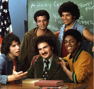 welcome back kotter meet the sweathogs