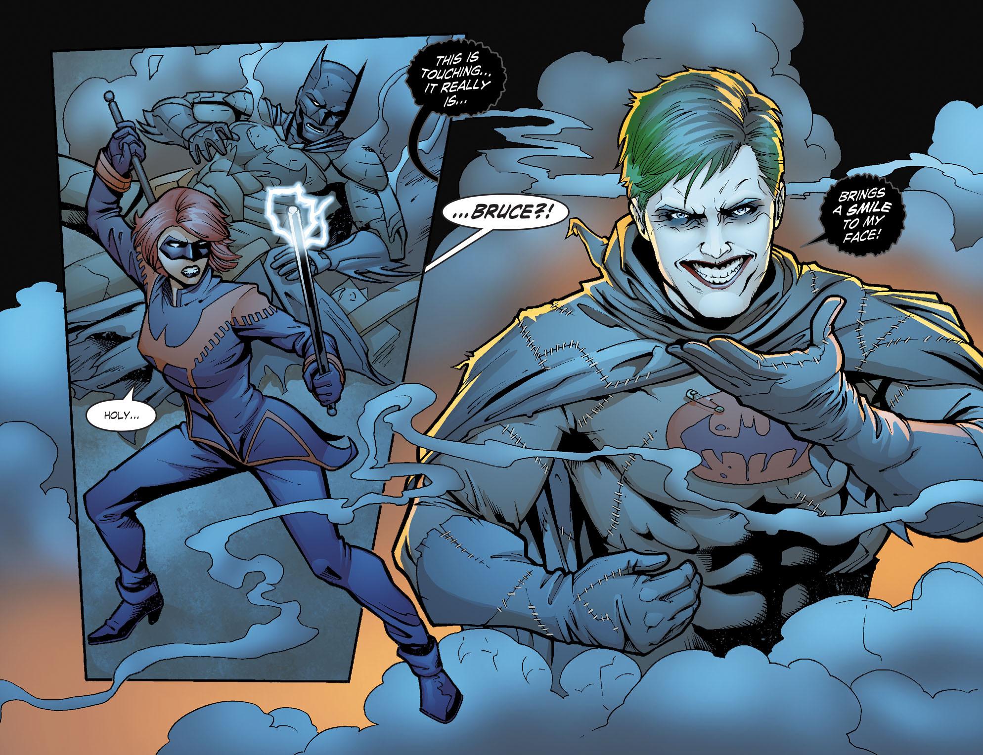 Read online Smallville: Alien comic -  Issue #9 - 10