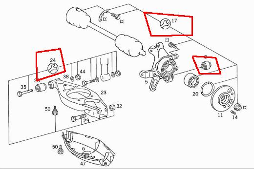 1993 mercedes benz w124 mini fuse box diagram