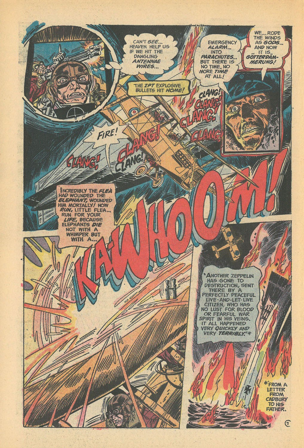 Read online Star Spangled War Stories (1952) comic -  Issue #168 - 29