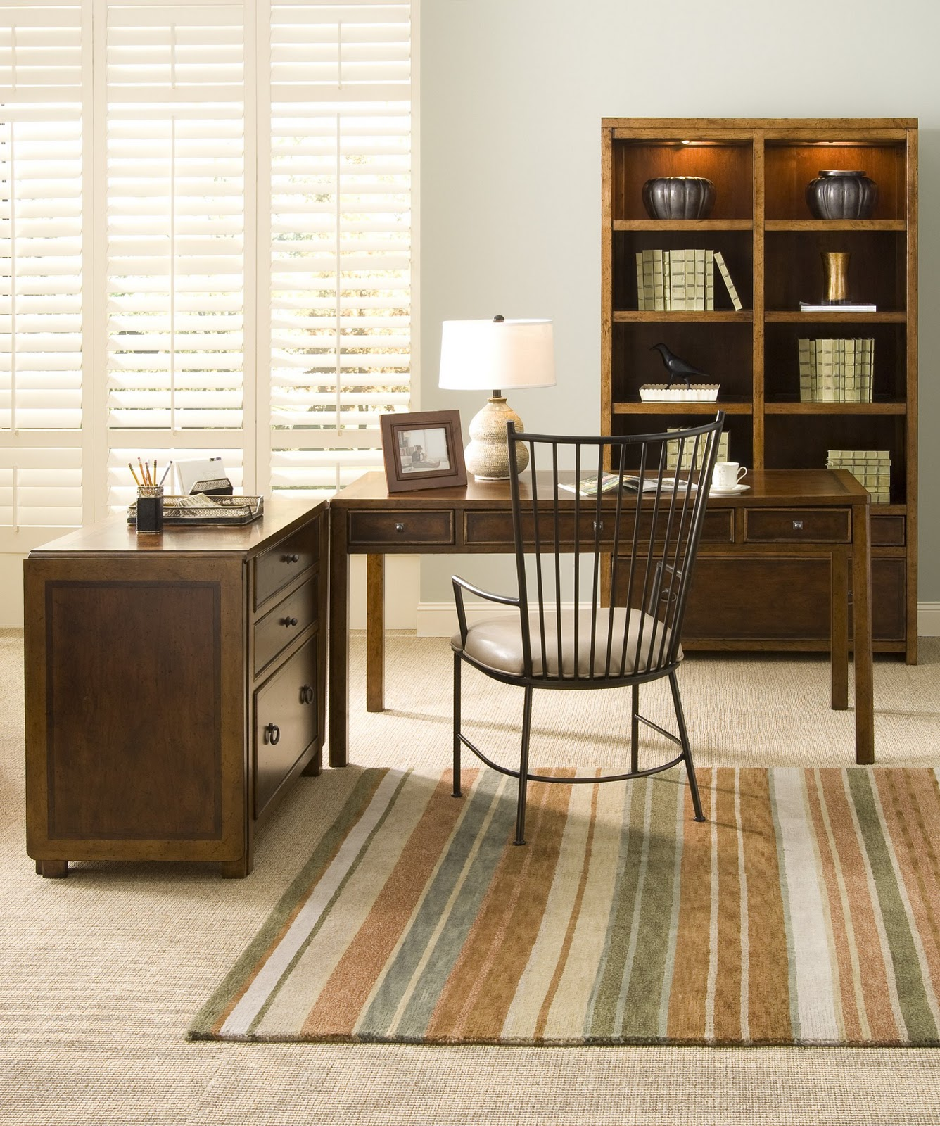 Hom Office Furniture: Gift & Home Today: Transitional Style Furniture For