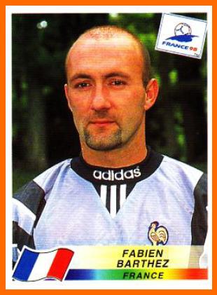 SUPER STARS FOOTBALL 1996 - Collectif