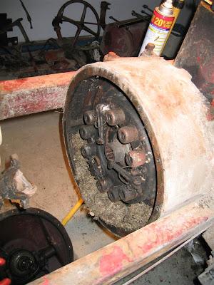 1936 Farmall F-20 Restoration: August 2008