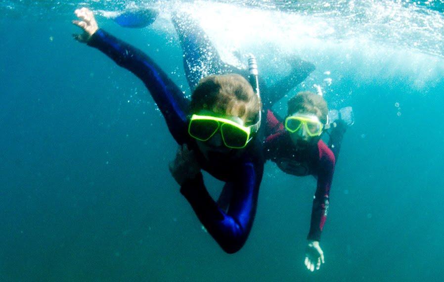 Aventura y Snorkel en el Paseo Náutico