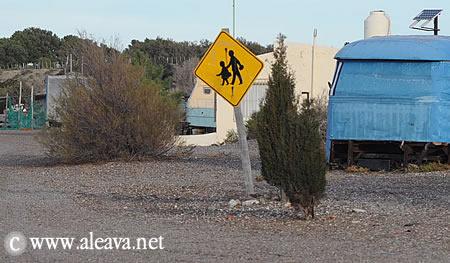 Escuela en el Riacho San José