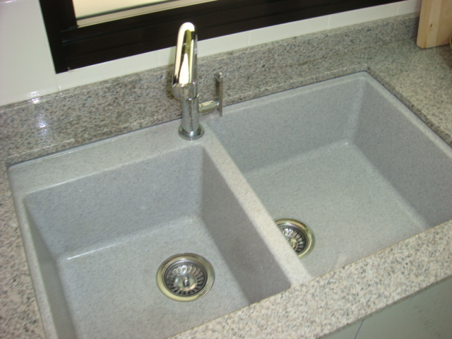granite composite kitchen sink 我爱我家 composite granite kitchen sink 3880