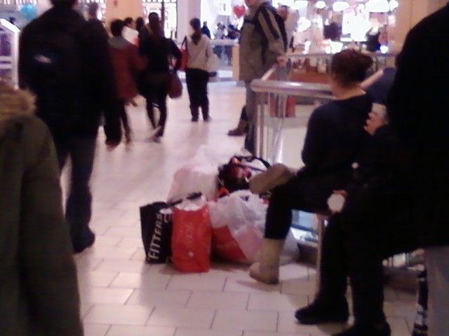 732e6ccd8e8 Brooklyn World  Friday Morning in Elmhurst  Black Friday Shopping at ...
