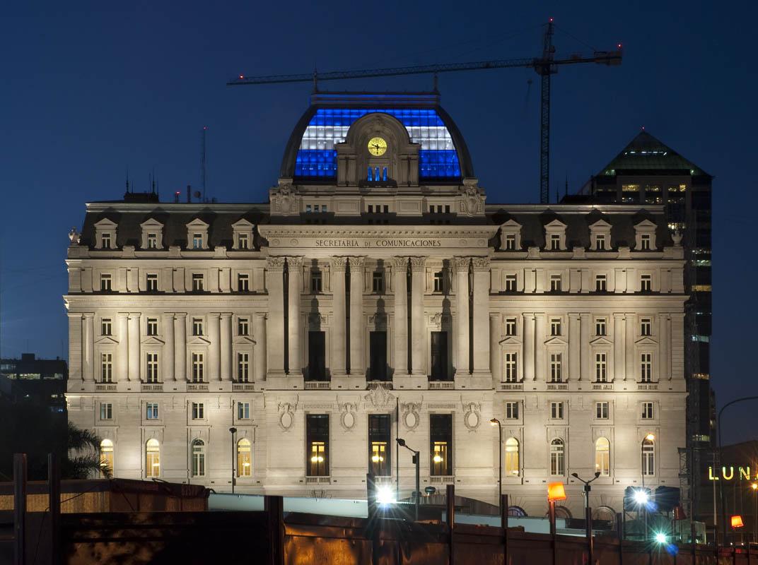 Mi Argentina: Palacios De La República